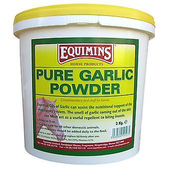 Equimins Garlic Powder 3kg
