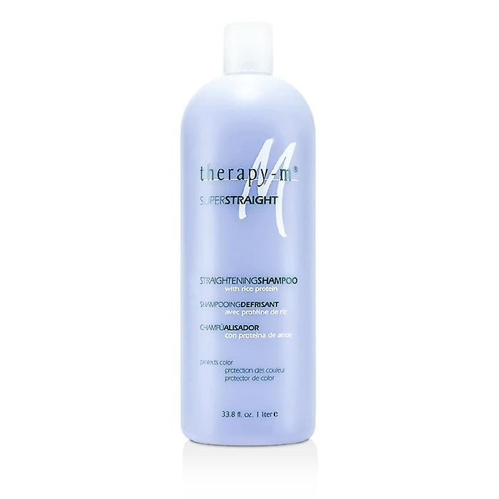 Therapy-g SuperStraight Straightening Shampoo 1000 ml / 33.8oz