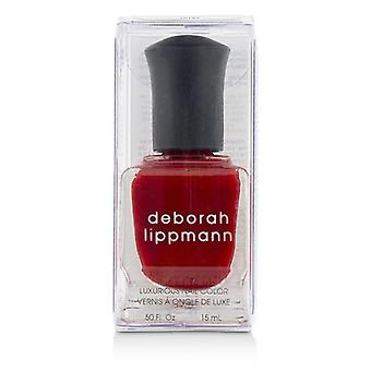 Deborah Lippmann Luxurious Nail Color - My Old Flame (Classic True Red Creme) 15ml/0.5oz
