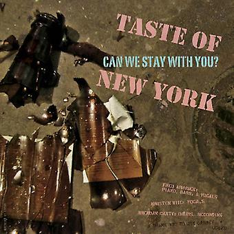 Bjelland Brothers/Taste of New York - Sparkling Apple Juice/Can We Stay with You? [Vinyl] USA import