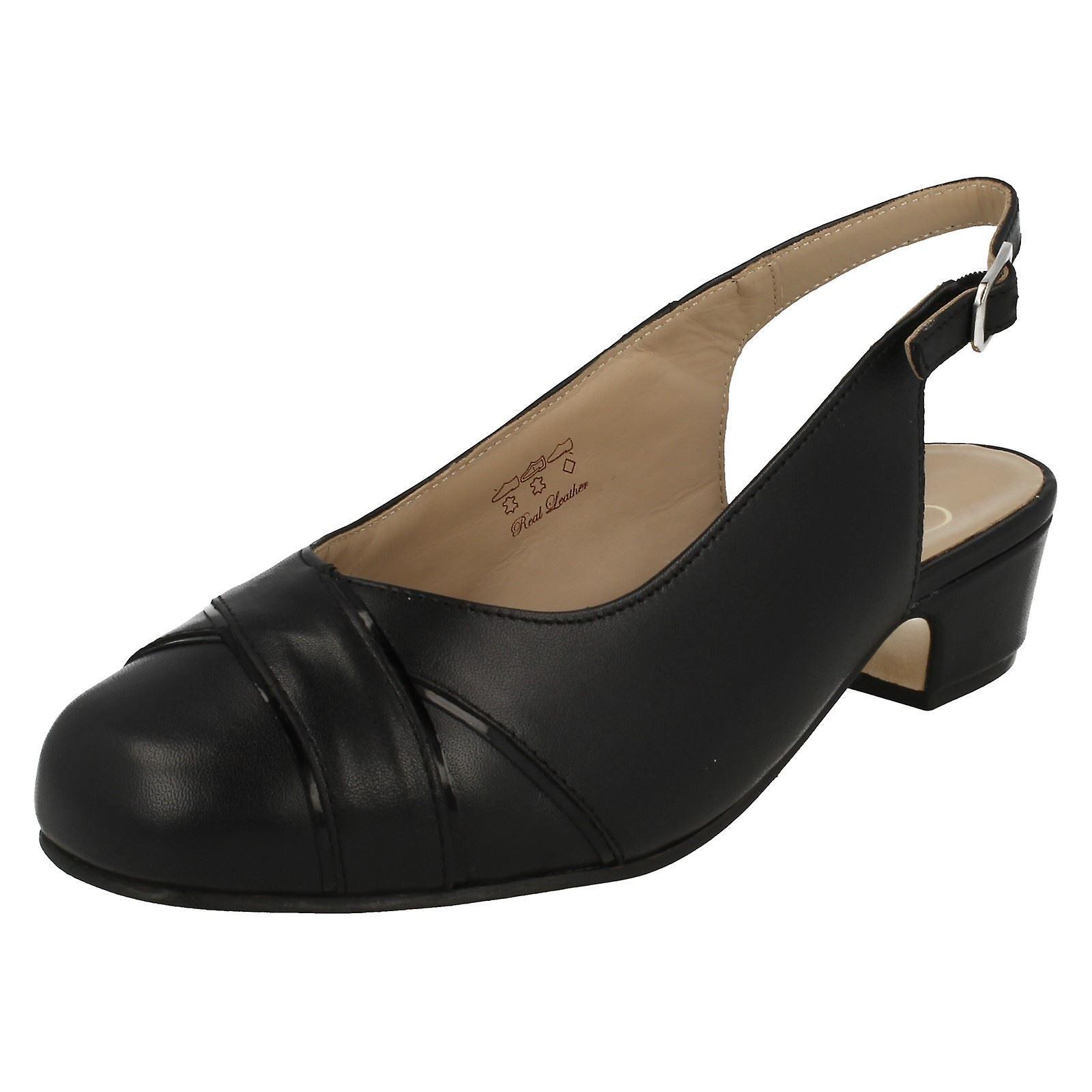 Ladies scarpe con plateau tacco basso Equity Cressy   riparazione    Gentiluomo/Signora Scarpa