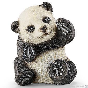 Schleich Panda Cub jugar 14734