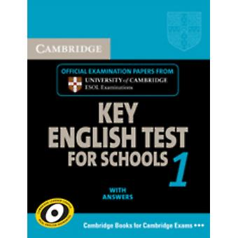 Cambridge KET for Schools 1 Self-study Pack (Student's Book with Answers and Audio CD): Official Examination Papers from University of Cambridge ESOL Examinations (KET Practice Tests) (Audio CD) by Cambridge Esol