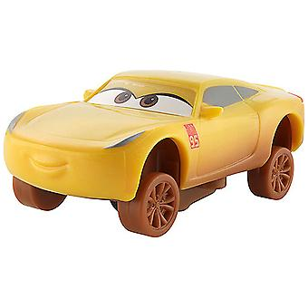 Disney Pixar Cars 3 fou Crasher 8 Cruz Ramirez
