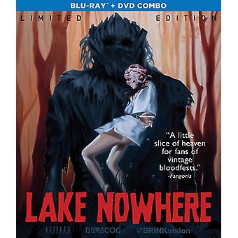 Lake Nowhere [Blu-ray] USA import