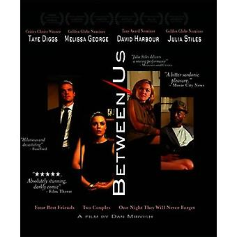 Between Us [Blu-ray] USA import
