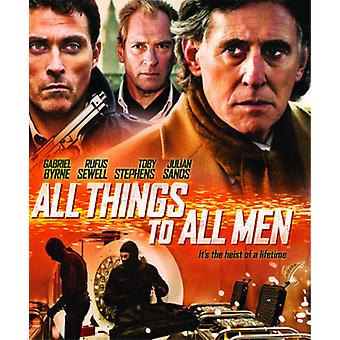 All Things to All Men [Blu-ray] USA import