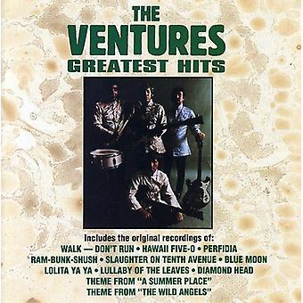 Ventures - Greatest Hits [CD] USA import