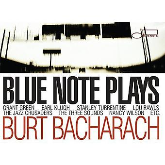 Blue Note Plays Bacharach - Blue Note Plays Bacharach [CD] USA import