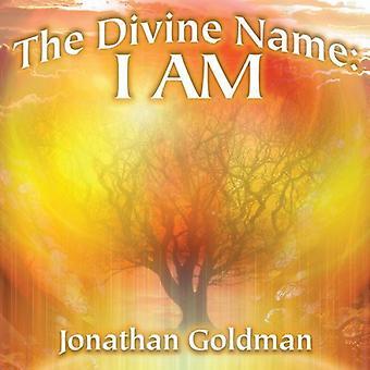 Jonathan Goldman - guddommelige navn: Jeg er [CD] USA import