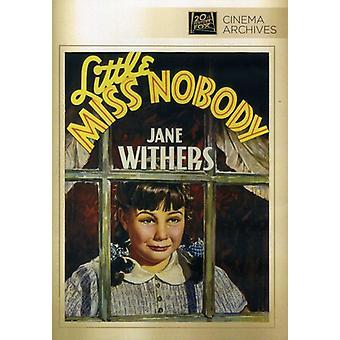 Little Miss Nobody [DVD] USA import