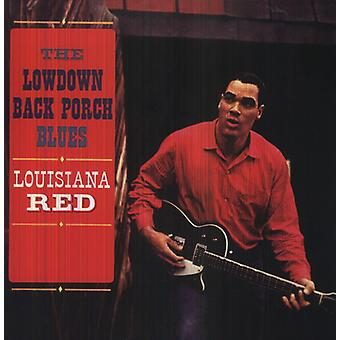 Louisiana Red - Lowdown tilbage veranda Blues [Vinyl] USA importerer