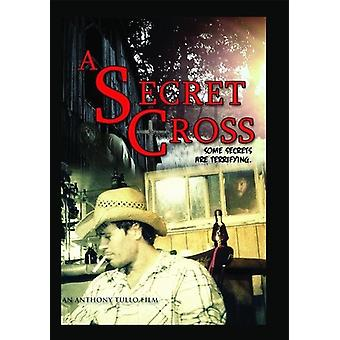 Secret Cross [DVD] USA importerer
