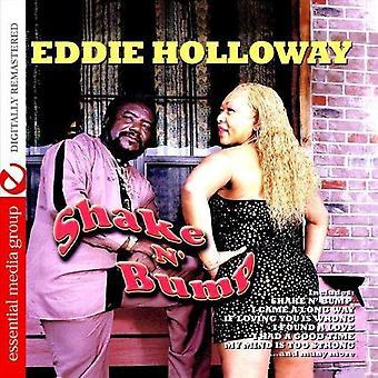 Eddie Holloway - riste N' Bump [DVD] USA import