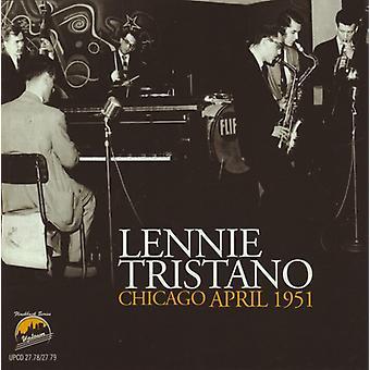 Lennie Tristano - Chicago April 1951 [CD] USA import