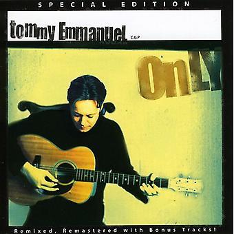 Tommy Emmanuel - kun [CD] USA import