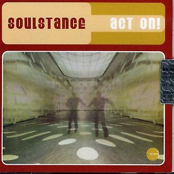 Soulstance - handling på [CD] USA import
