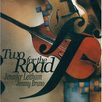 Leitham/Bruno - to for vejen [CD] USA importerer