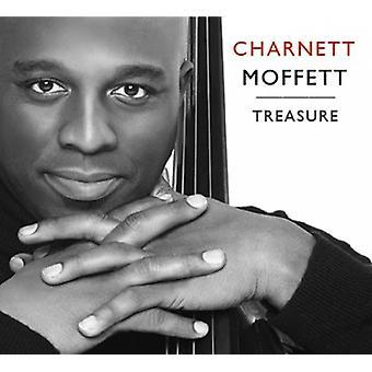 Charnett Moffett - Treasure [CD] USA import