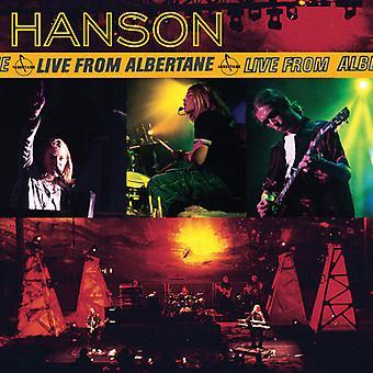 Hanson - vejen til Albertane-Hanson Tour [CD] USA import
