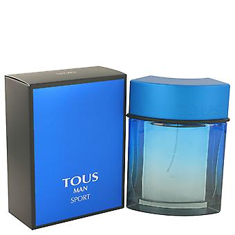 Tous Men Tous Man Sport Eau De Toilette Spray By Tous