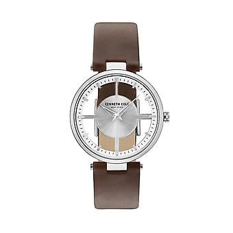 Kenneth Cole New York women's watch wristwatch leather KC15004005