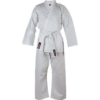 Blitz Sports Kids Cotton Student Karate Suit - White