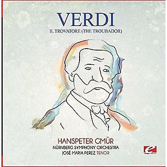 Verdi - Il Trovatore (the Troubador) [CD] USA import
