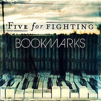 Fem til kamp - bogmærker [CD] USA import