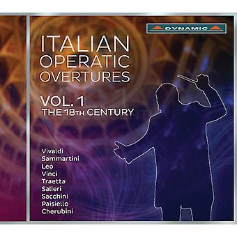 Cherubini / Leo / Paisiello / Malgoire / Sardelli - italiensk operasanger tilnærmelser 1 [CD] USA import
