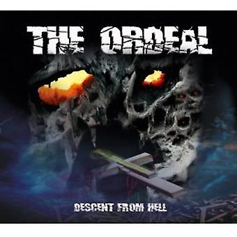 Ordeal - Descent From Hell [CD] USA import