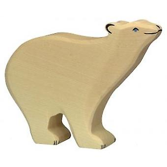 Goki Polar bear (Toys , Dolls And Accesories , Miniature Toys , Animals)