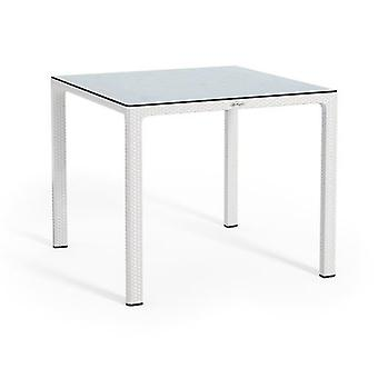 Lechuza Table 90x90 white hpl 21 kg