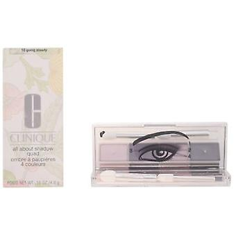Clinique All About Shadow Quads 10  (Make-up , Eyes , Palets , Eyeshadow)