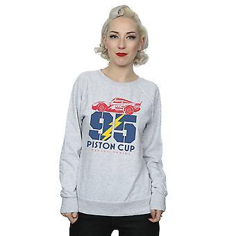 Disney Women's Cars Piston Cup 95 Sweatshirt