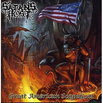 Host de Satanás - importación de Estados Unidos gran chivo expiatorio americano [CD]