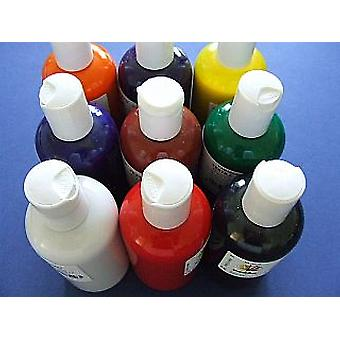 SALE - 150ml Yellow Textile Craft Fabric Paint | Fabric Painting Supplies
