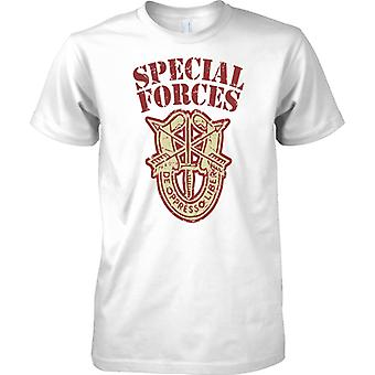 Sondereinheiten De Unterdrücker Liber Insignia - Kinder T Shirt