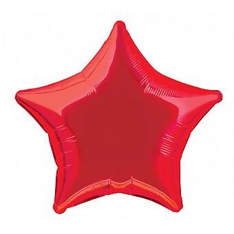 Unique Party 20 Inch Star Shaped Foil Balloon