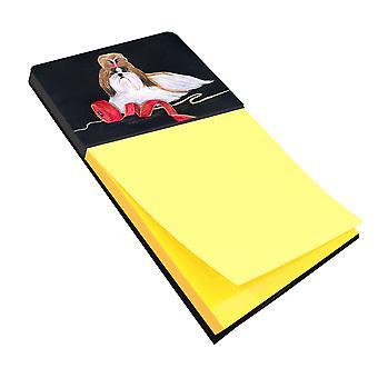 Shih Tzu Refiillable Sticky Note Holder or Postit Note Dispenser