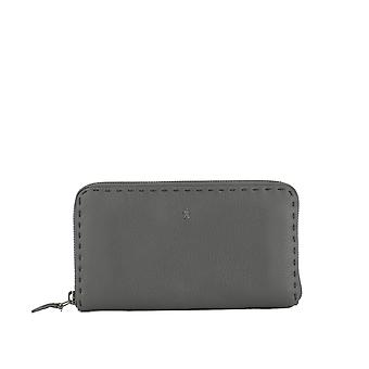 Henry Béguelin ladies PP0363755CENERE grey leather wallets