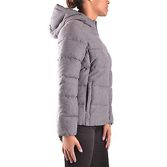 Invicta ladies MCBI155043O grey polyester Quilted Jacket