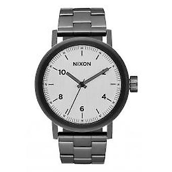 Nixon The Stark All Gunmetal / Silver (A1192-2335)