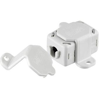 Choke clip Würth Elektronik STAR-CLIP 7427711 Suitable for Ferrite bead cube,