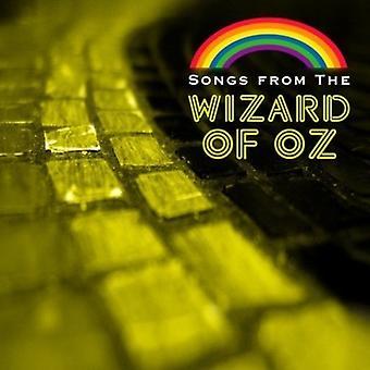 Importazione di smeraldi - canzoni dal mago di Oz [CD] Stati Uniti d'America