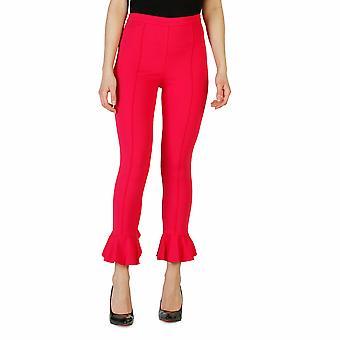 Pinko Women Trousers Pink