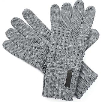 Craghoppers Womens/Ladies Brompton Warm Waffle Knit Winter Gloves