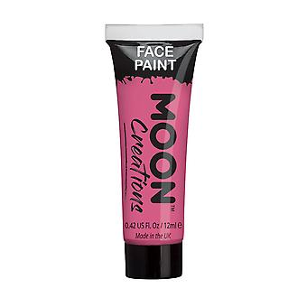 Face & Body Paint by Moon Creations - 12ml - Pink