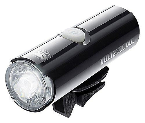 CatEye Volt 200 XC Front Lights and Reflectors - HL-EL060RC noir