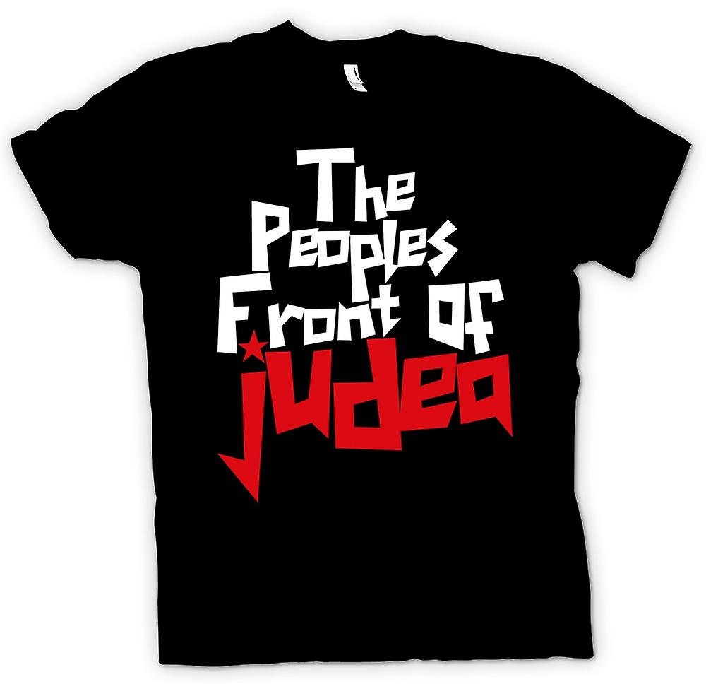Womens T-shirt - The Peoples Front Of Judea - Funny Quote